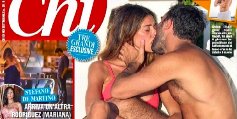 """""""Eccoli"""". Belen Rodriguez beccata con un altro: Stefano De Martino è un ricordo. Le foto parlano chiaro"""