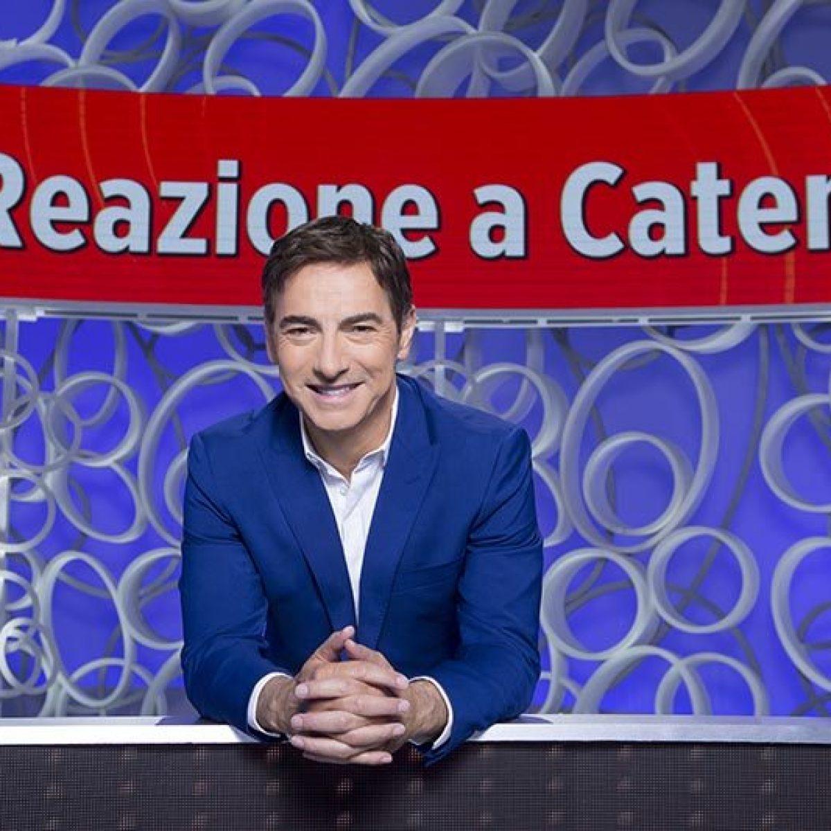 Marco Liorni, compleanno speciale: la sorpresa nello studio di Reazione a Catena
