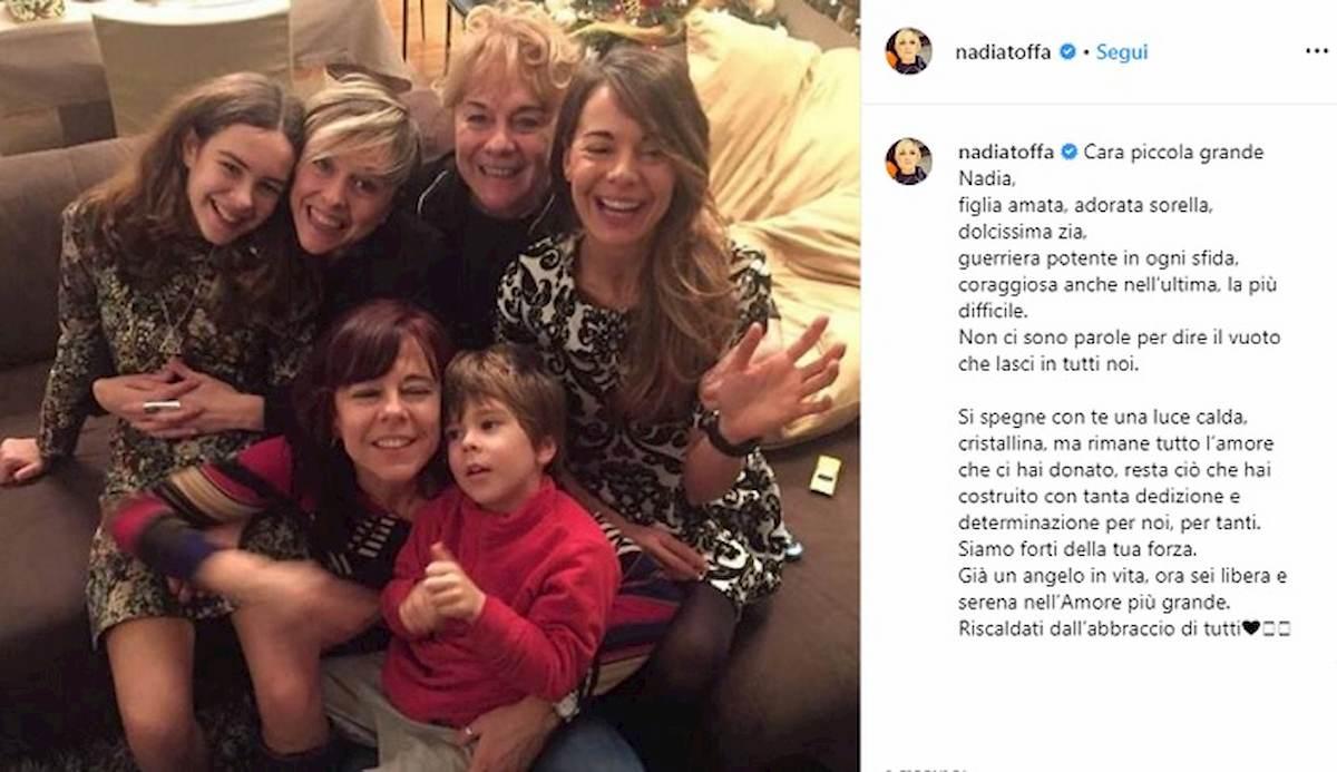 """""""È identica a lei"""". Nadia Toffa, è mamma Margherita a fare il bellissimo annuncio: """"È nata durante il lockdown"""""""