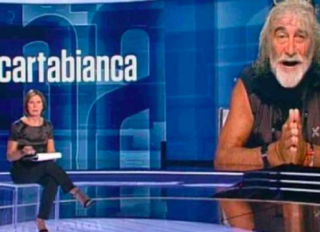 """Mauro Corona e """"Zitta, gallina"""", il colpo di scena: la 'vendetta' di Bianca Berlinguer"""