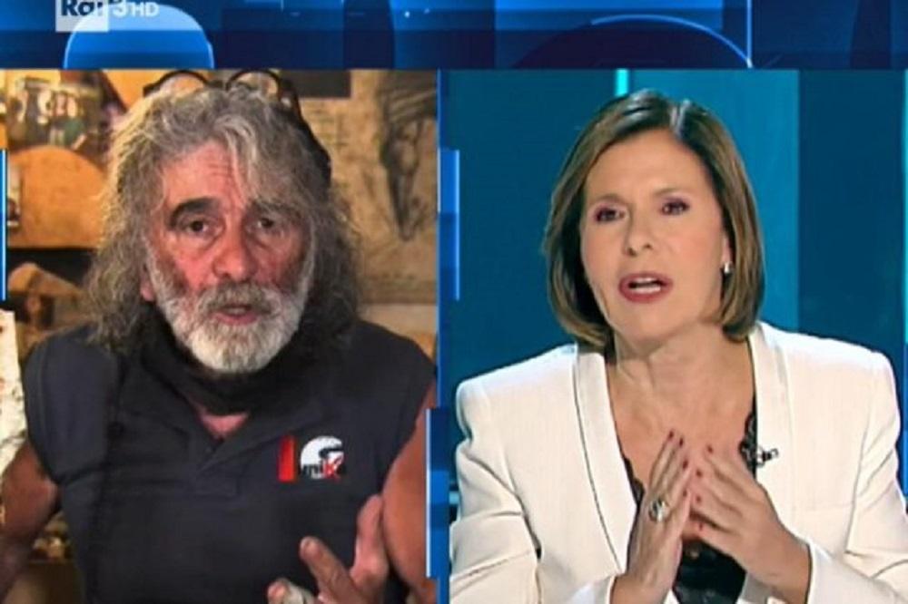 """""""Perché è successo"""". Mauro Corona, le scuse pubbliche dopo gli insulti in tv a Bianca Berlinguer. Dietro c'è una triste verità"""
