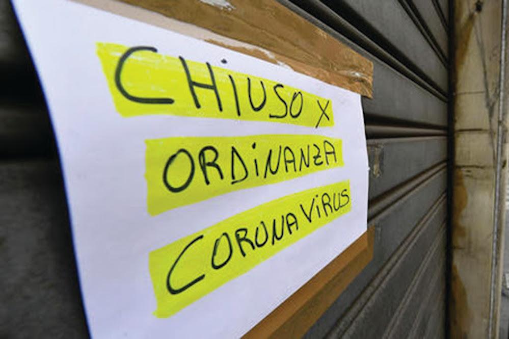 Coronavirus, nel comune italiano scatta il lockdown totale: locali chiusi e torna l'autocertificazione