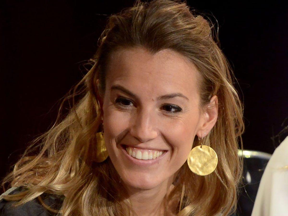 """""""E dopo Maia…"""". Tania Cagnotto annuncia il sesso del secondo bebè: la foto da boom di cuori"""