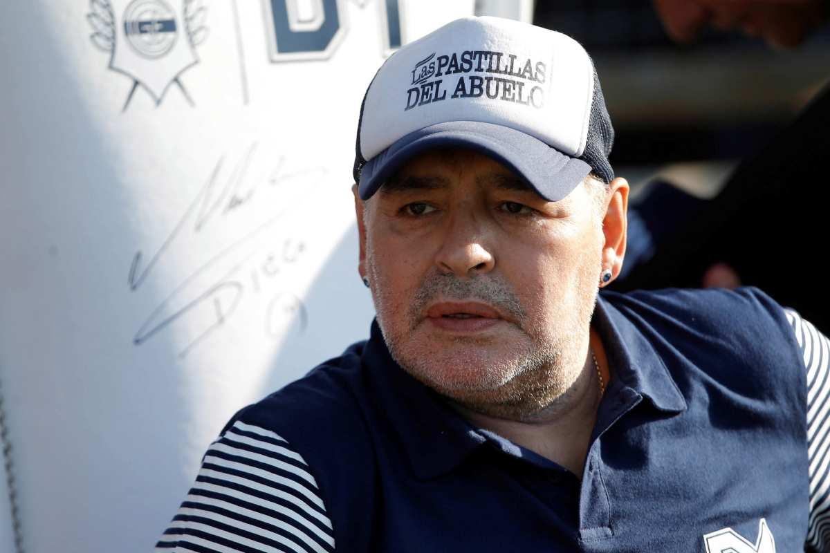 """""""Non si può piangere per lui"""". Maradona, le parole del giornalista a poche ore dalla scomparsa del 'Pibe'"""