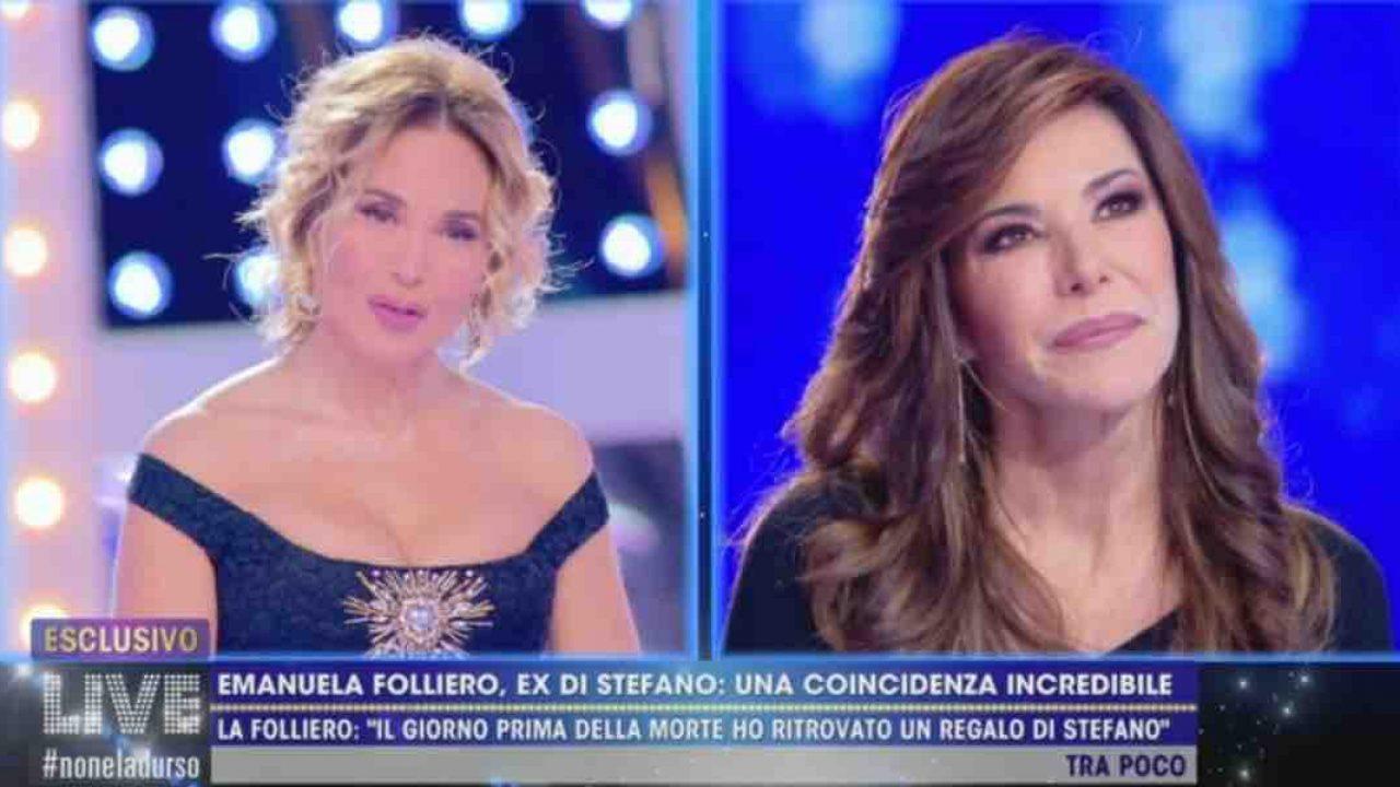 """Emanuela Folliero, annuncio terribile: """"Preoccupata per mio figlio"""""""