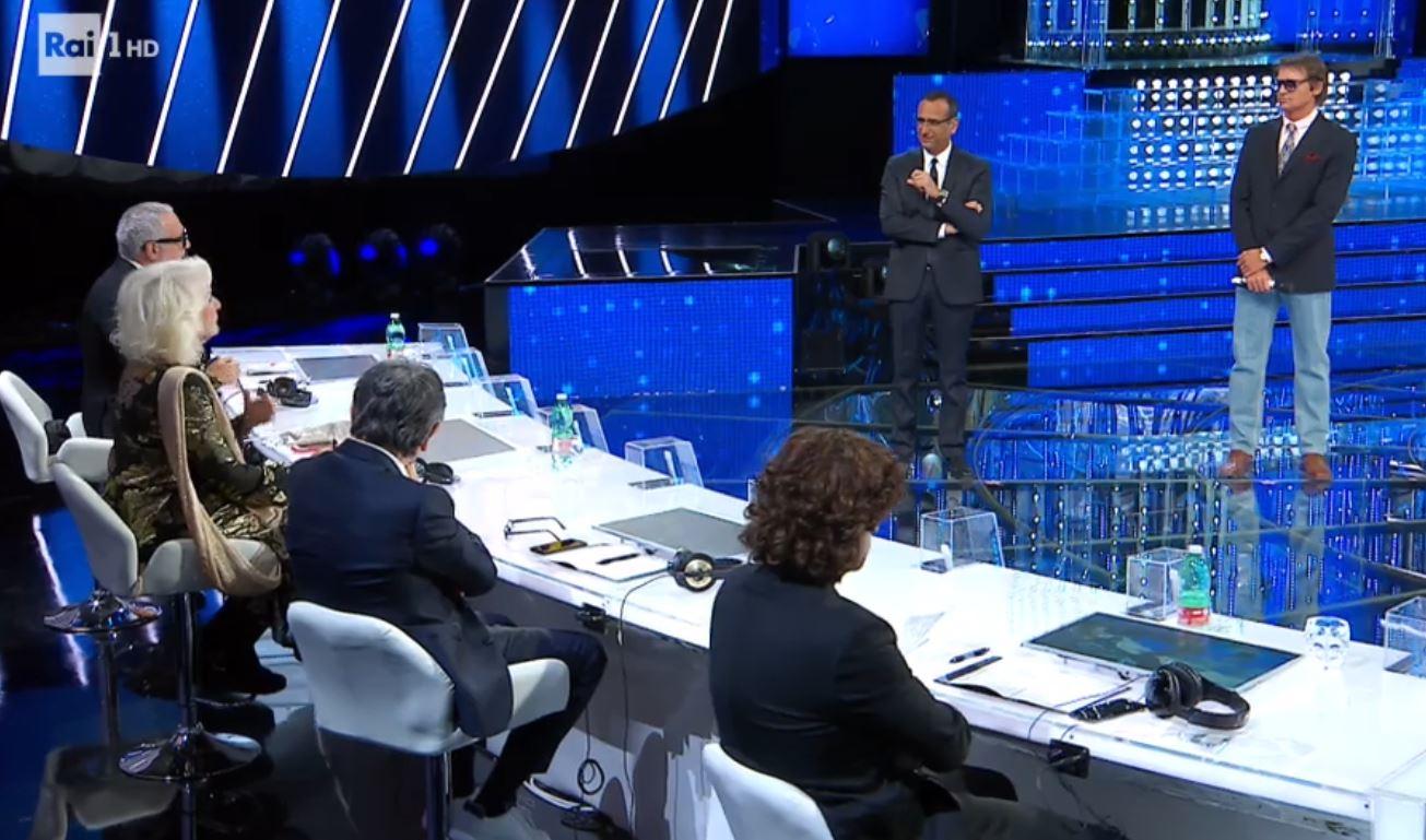 Tale e Quale Show |  non si placa la polemica |  Ghali ci resta male e reagisce cosi – VIDEO