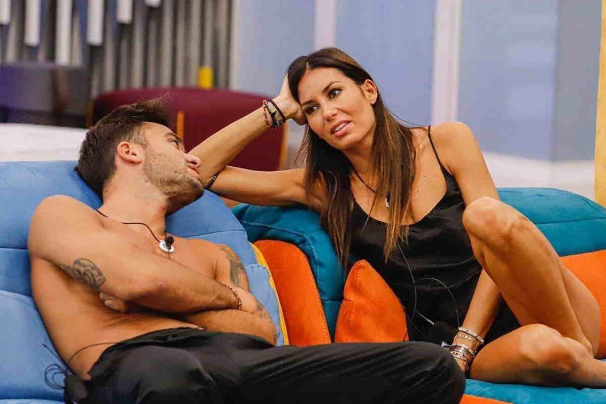 """""""Fine dei giochi"""". GF Vip, sospetti e gelosie tra Elisabetta Gregoraci e Pierpalo Pretelli. Lei ammette e la situazione precipita"""