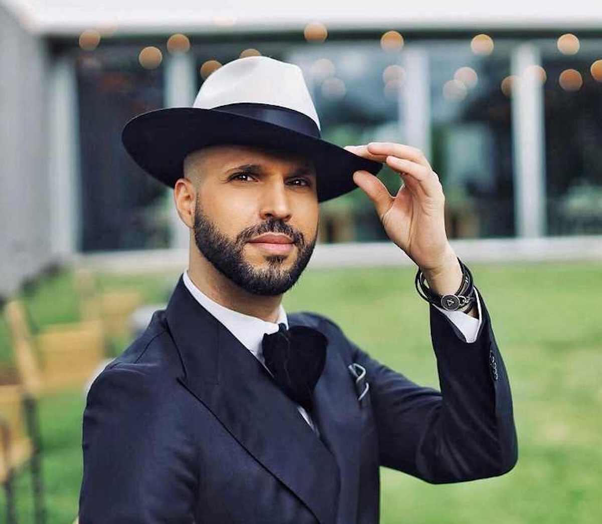 Jonathan Kashanian fratello