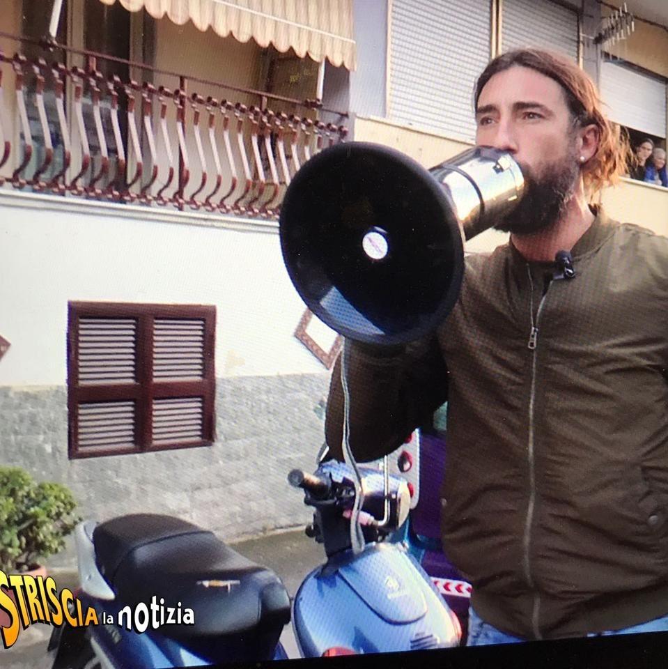 Vittorio Brumotti testimonial dell