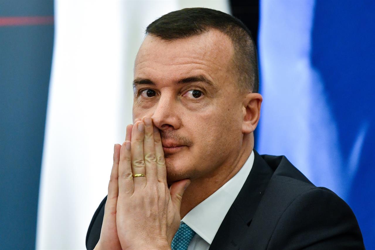 Al posto di Casalino arriva Paola Ansuini   la sobria portavoce di Draghi '  stile Bankitalia'