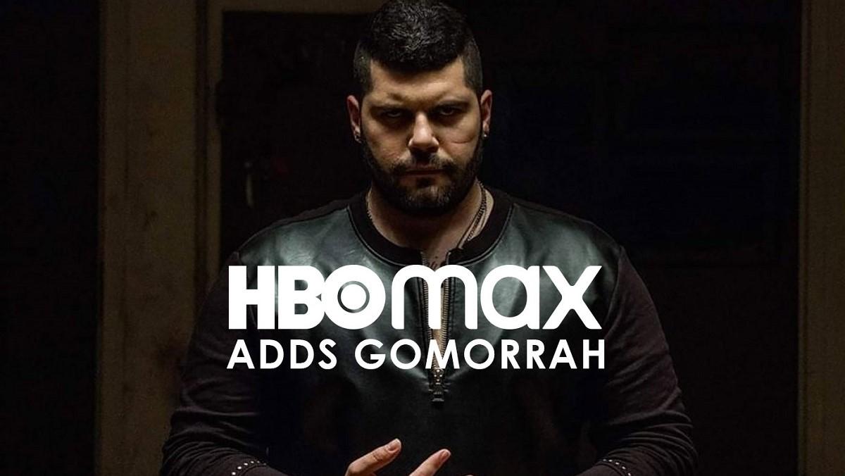 gomorra hbo max
