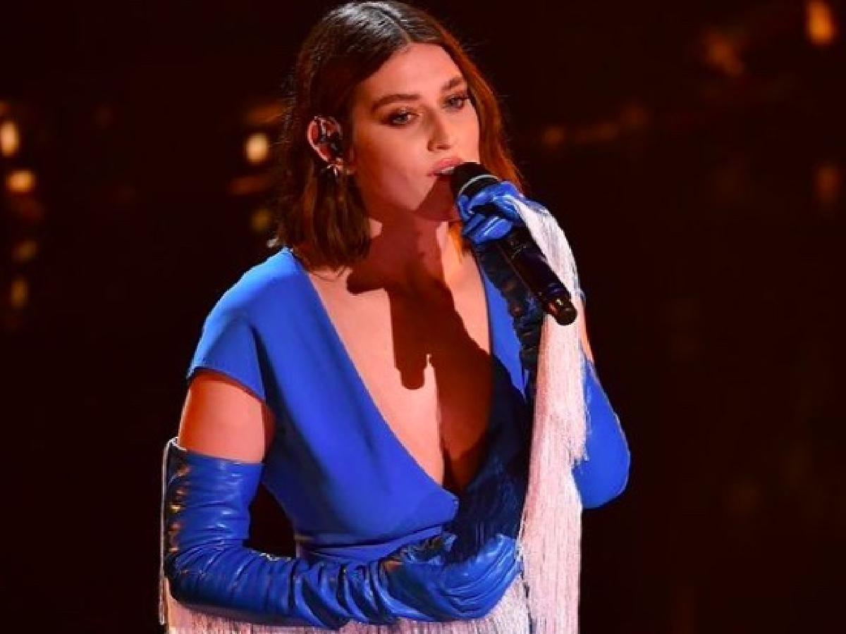"""Gaia Gozzi, incidente hot sul palco di Sanremo 2021: """"Non ce l'ha!!!"""""""