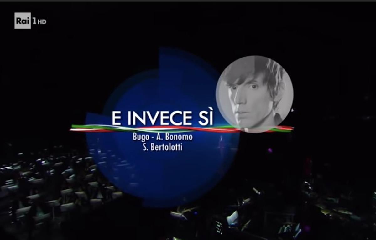 """""""Genio!"""". Bugo canta a Sanremo ma è (ancora) Morgan la vera star. Gli ruba la scena così, umiliato in diretta"""