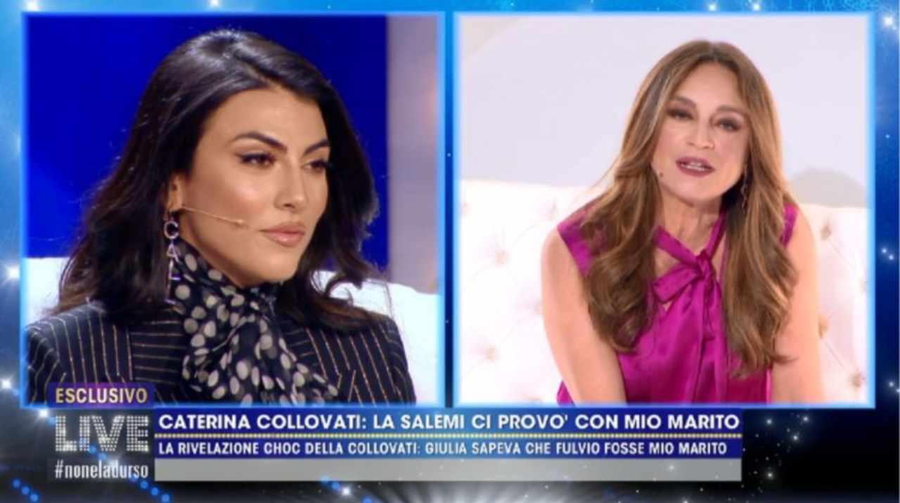 """""""Ci hai provato con mio marito!"""". Live, Giulia Salemi messa alle strette da alcuni messaggi. La moglie del noto vip su tutte le furie: cosa è successo"""