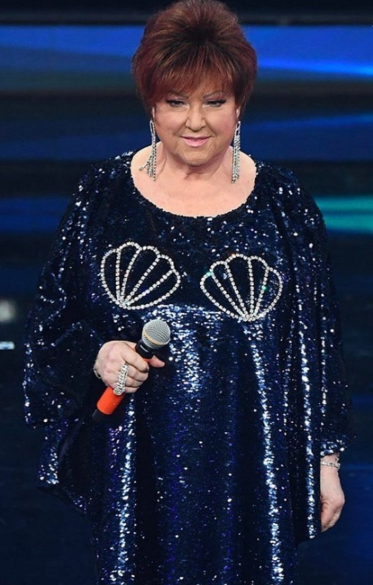 Sanremo 2021, gaffe di Fiorello con Orietta Berti. La cantante lo bacchetta immediatamente