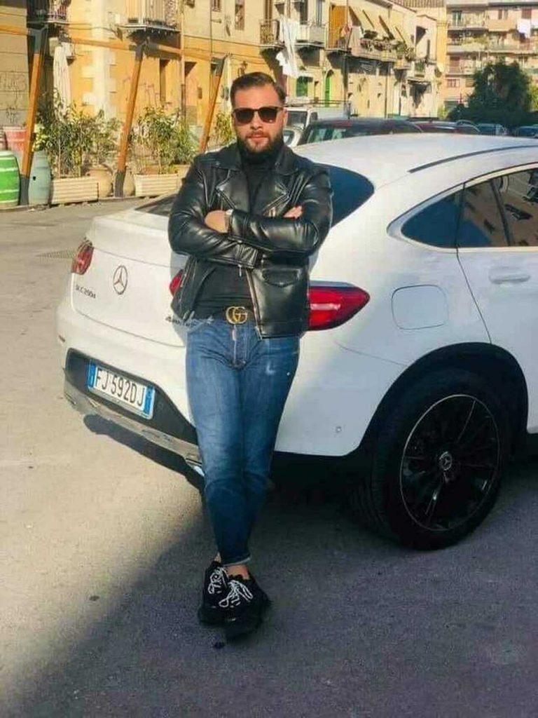 Emanuele Burgio ucciso palermo