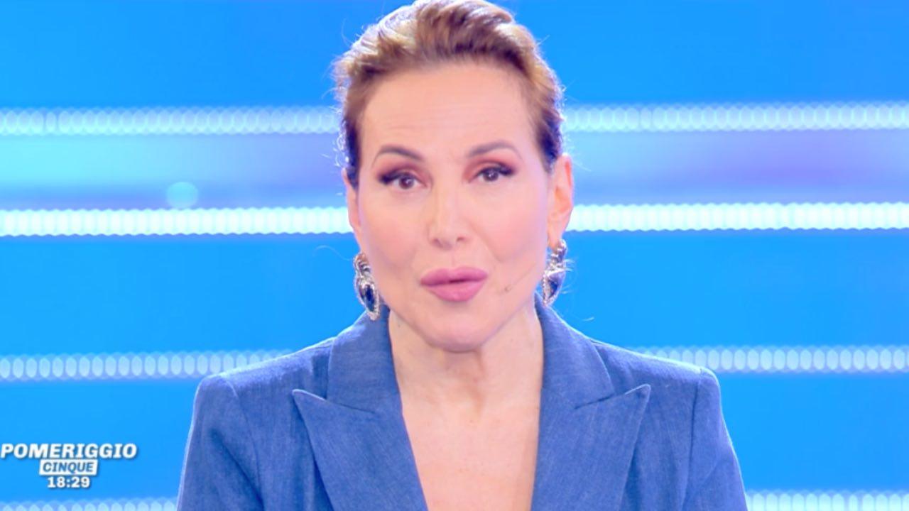 Barbara D'Urso Ospiti Pagati Accusa Ex Fidanzata Paolo Brosio