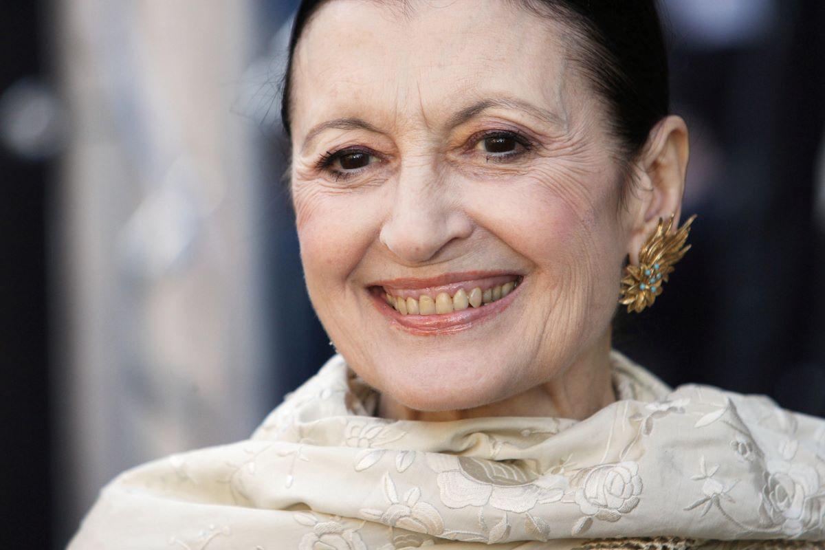 Carla Fracci Morte Prime parole Marito Beppe Menegatti