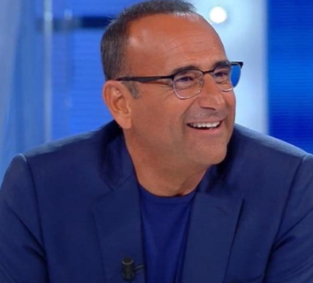 Carlo Conti ascolti tv Top Dieci 29 maggio