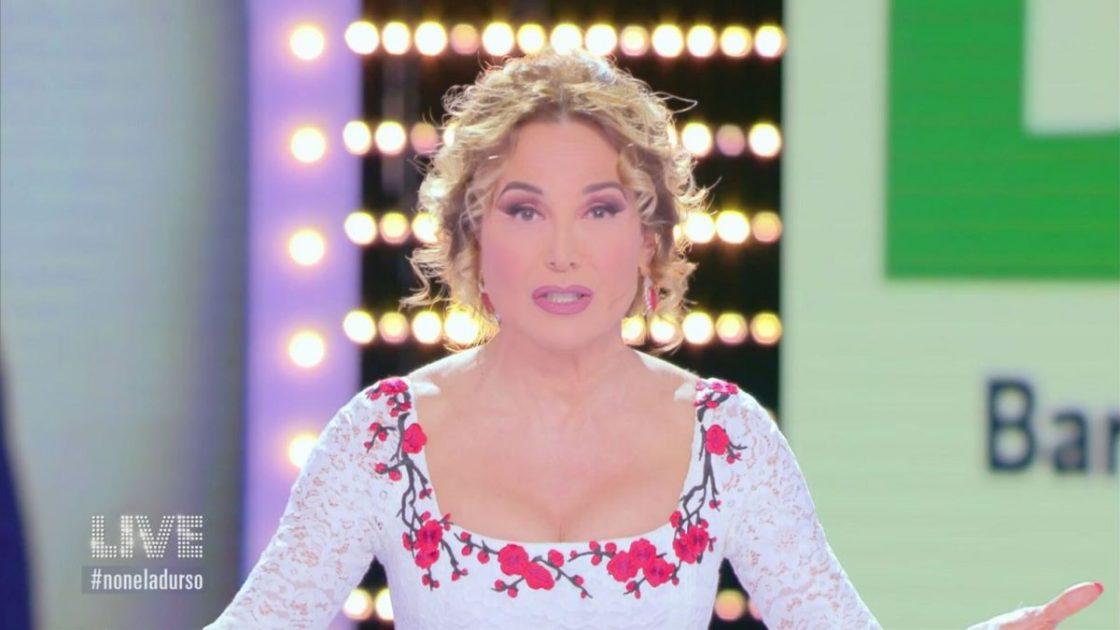 Barbara D'Urso Maria De Filippi Lorella Cuccarini Canale 5