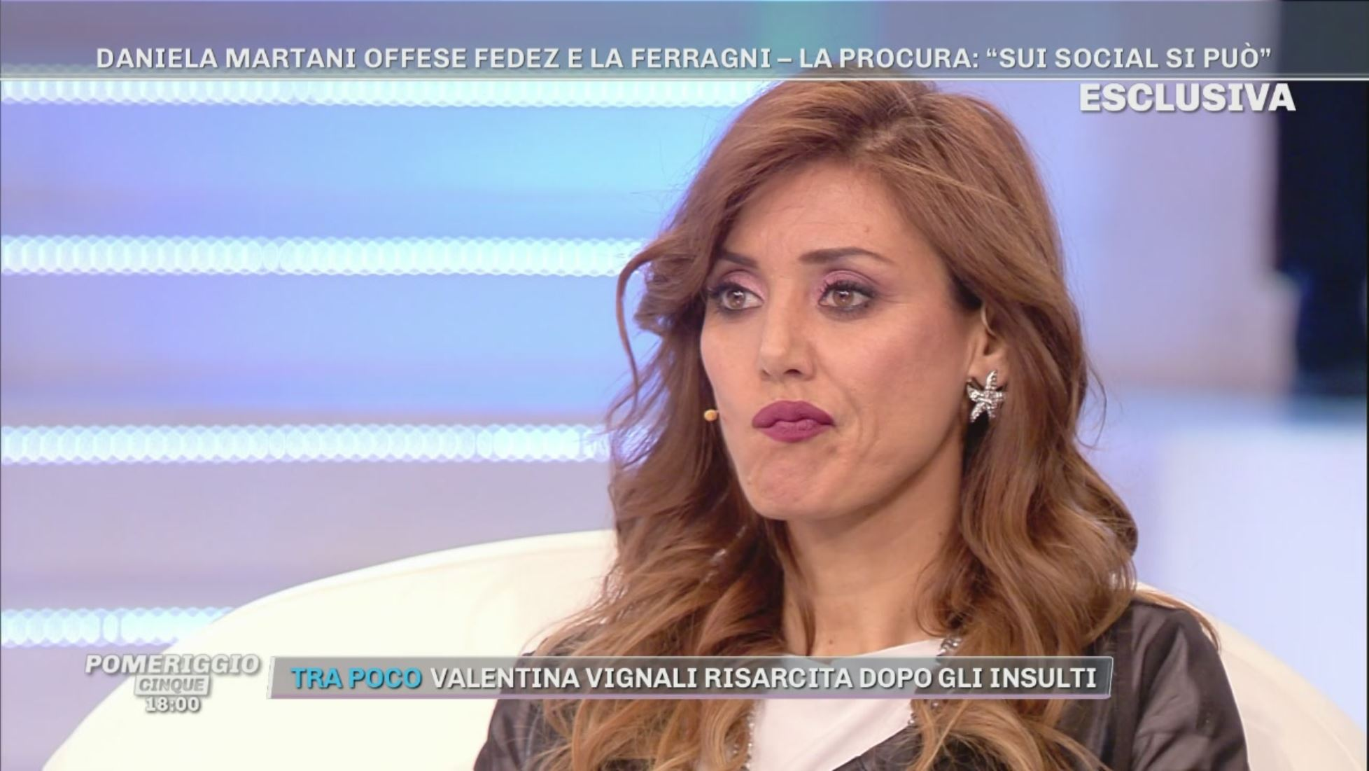 Daniela Martani Denuncia Isola Dei Famosi Selvaggia Lucarelli