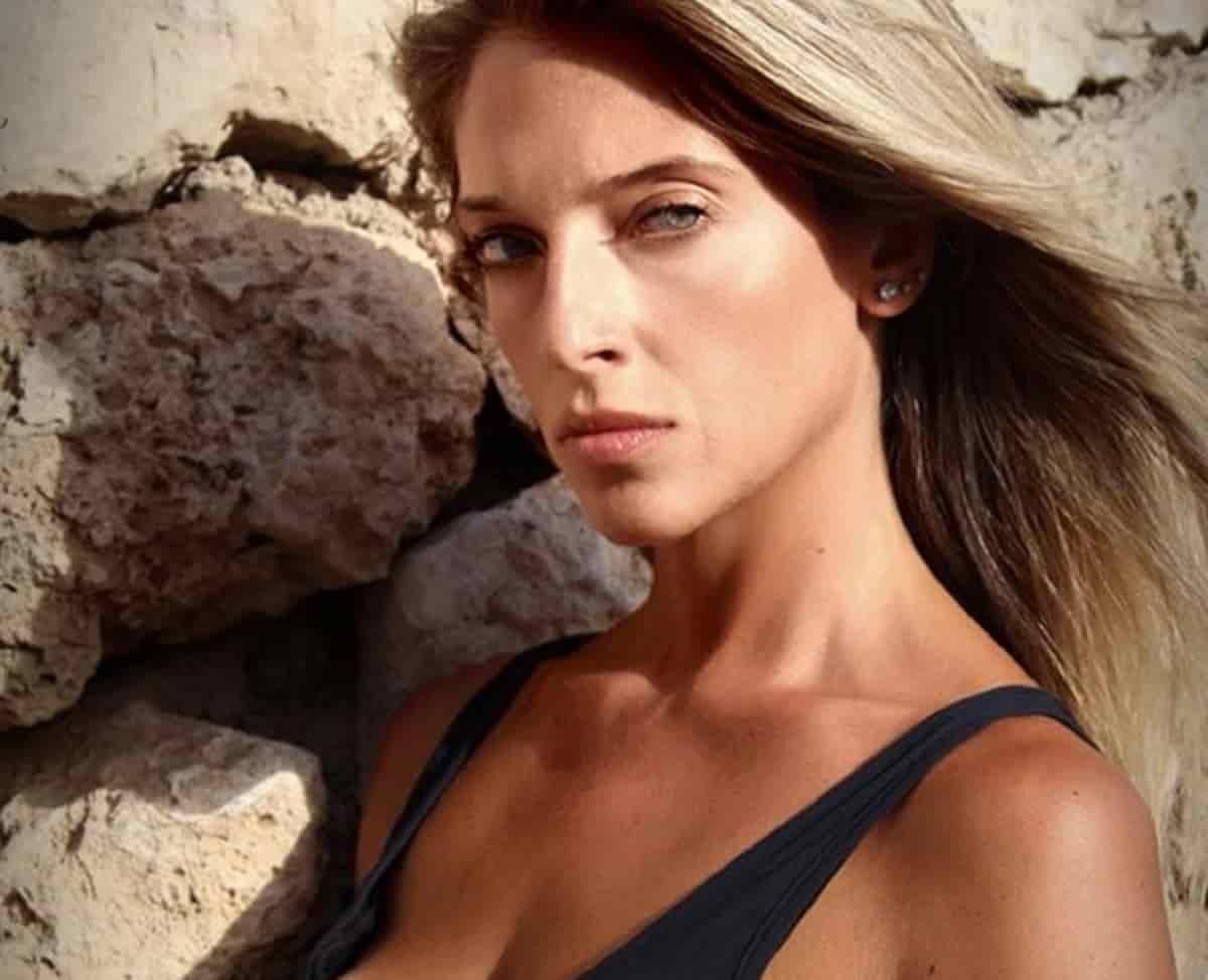 Guenda Goria Foto Topless Instagram