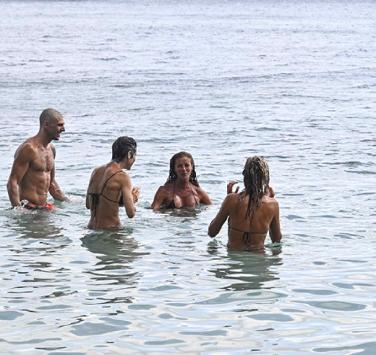 Isola dei Famosi 2021 Interesse Awed Valentina Persia Ormone