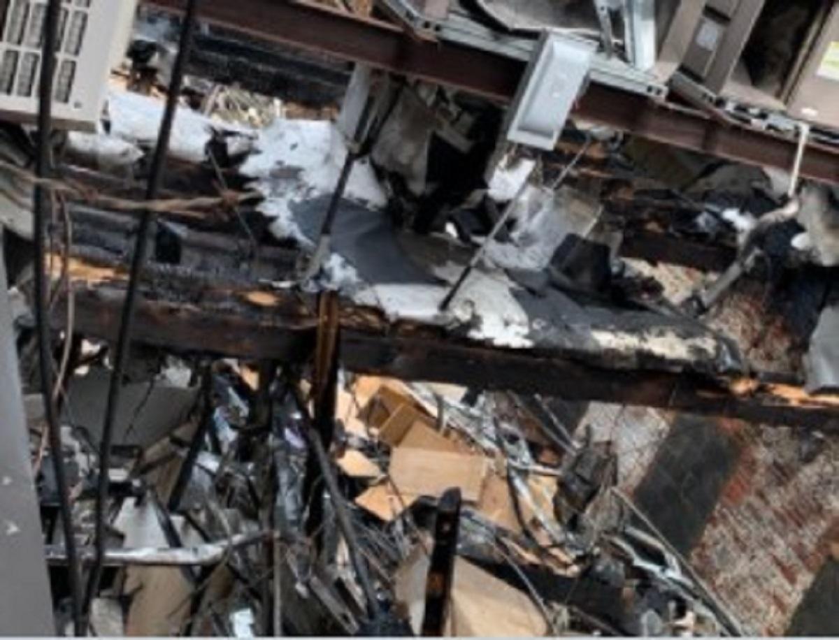 Natalia Kills incendio casa marito Willy