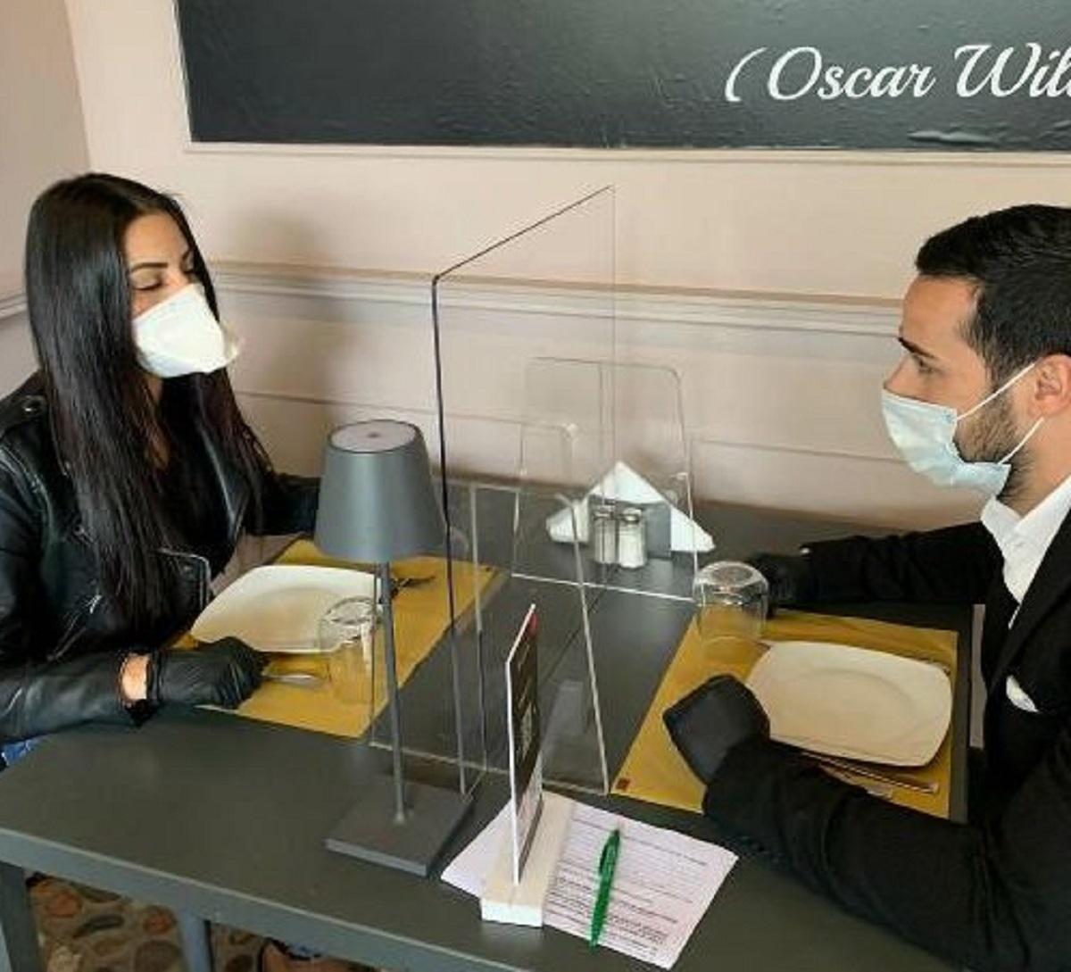 Covid ristoranti regole obbligo mascherina