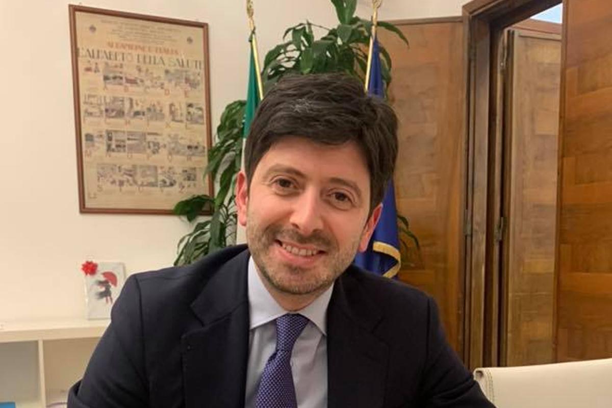 Roberto Speranza Zone bianche Friuli-Venezia Giulia Molise Sardegna