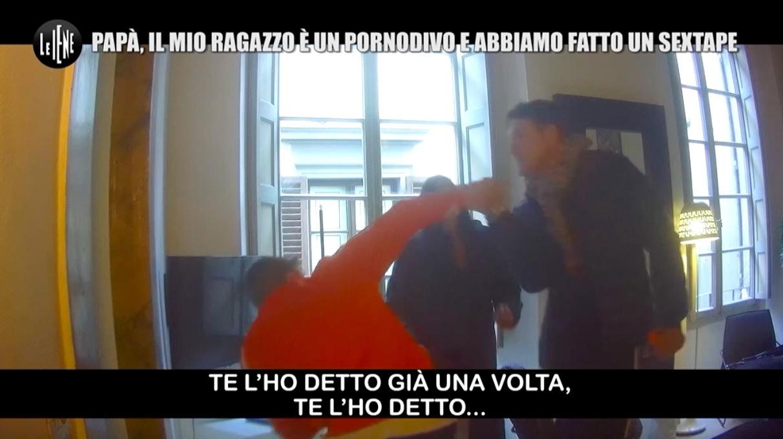 Giovanni Galli scherzo iene