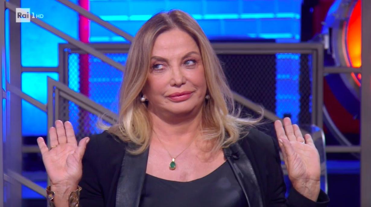 Simona Izzo e Ricky Tognazzi soliti ignoti