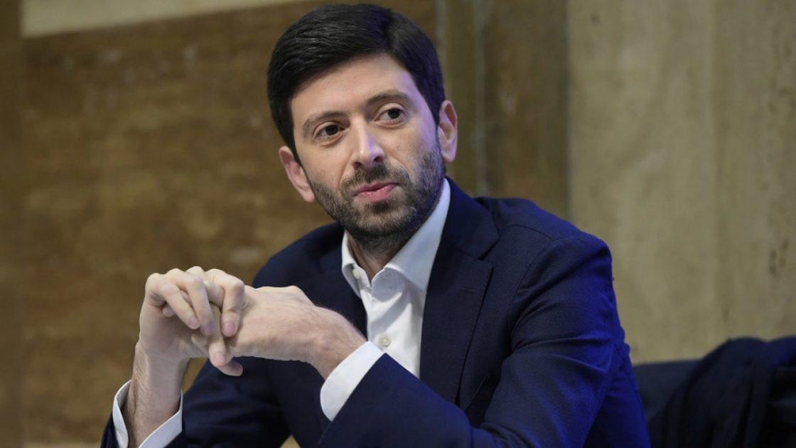 Roberto Speranza Zona bianca Ordinanza Tre regioni