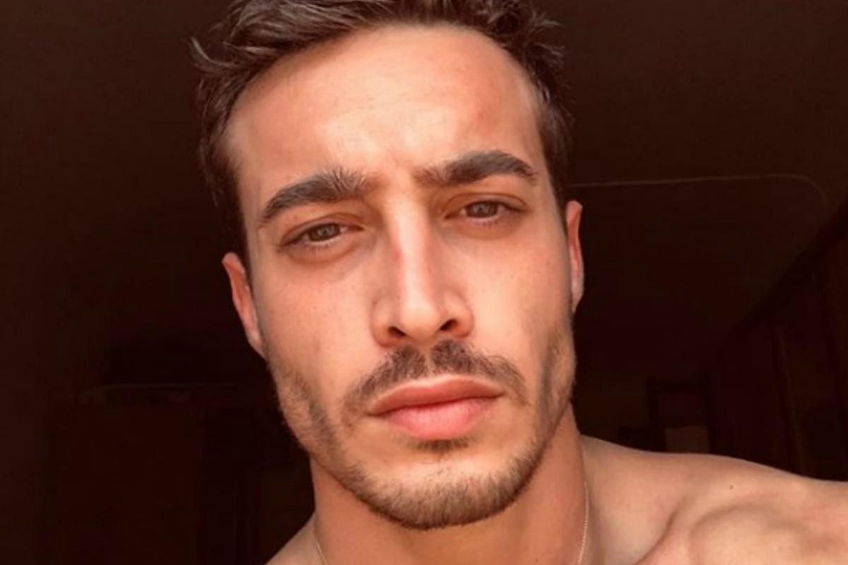 Tatuaggio Braccio Antonino Spinalbese Fidanzato Belen Rodriguez Amore Psiche