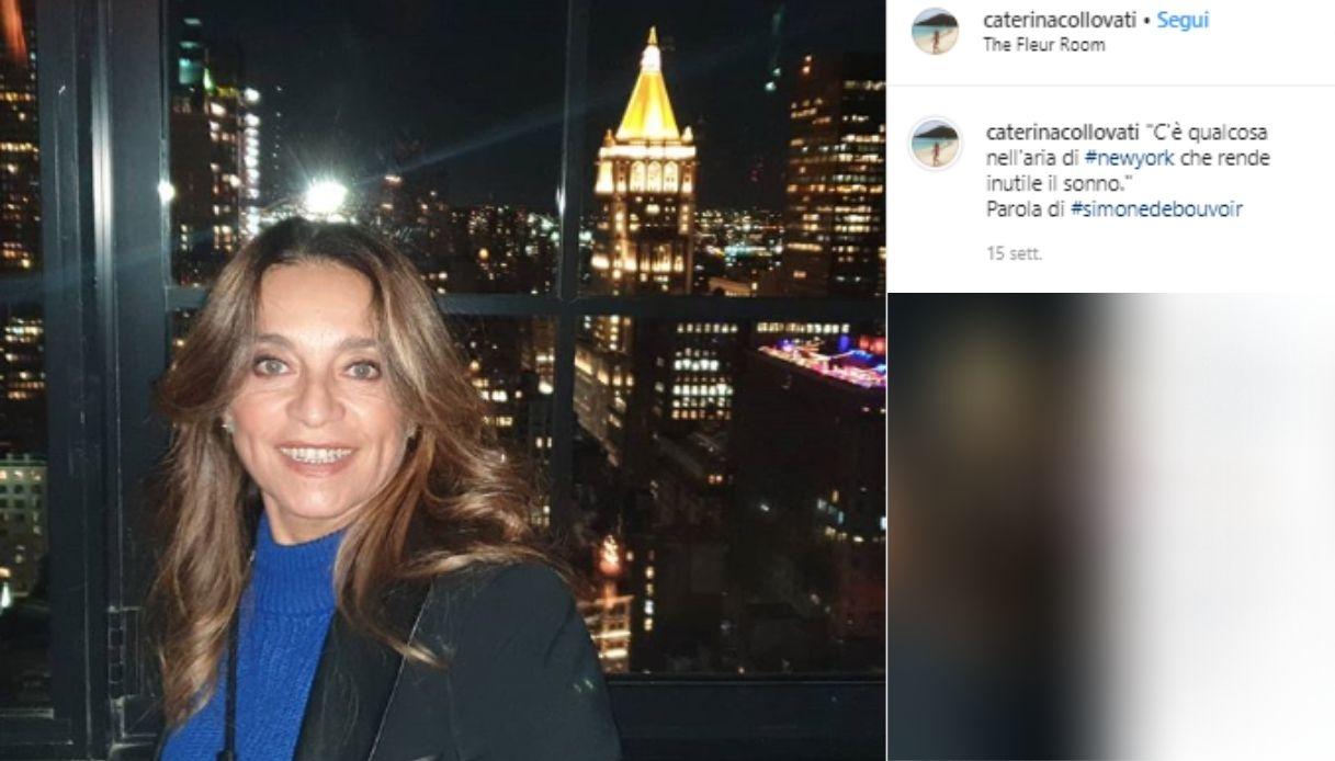 Caterina Collovati carmela telelombardia