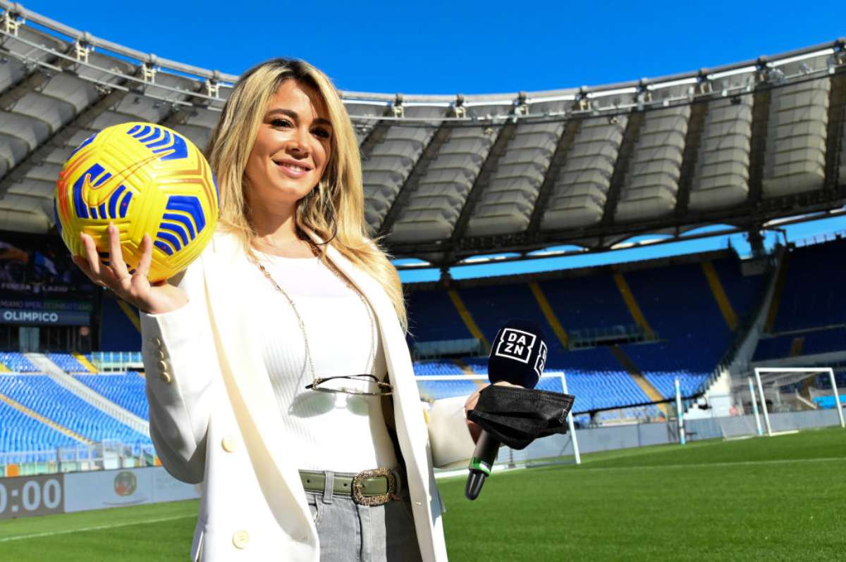 Diletta Leotta Dazn Paolo Bargiggia