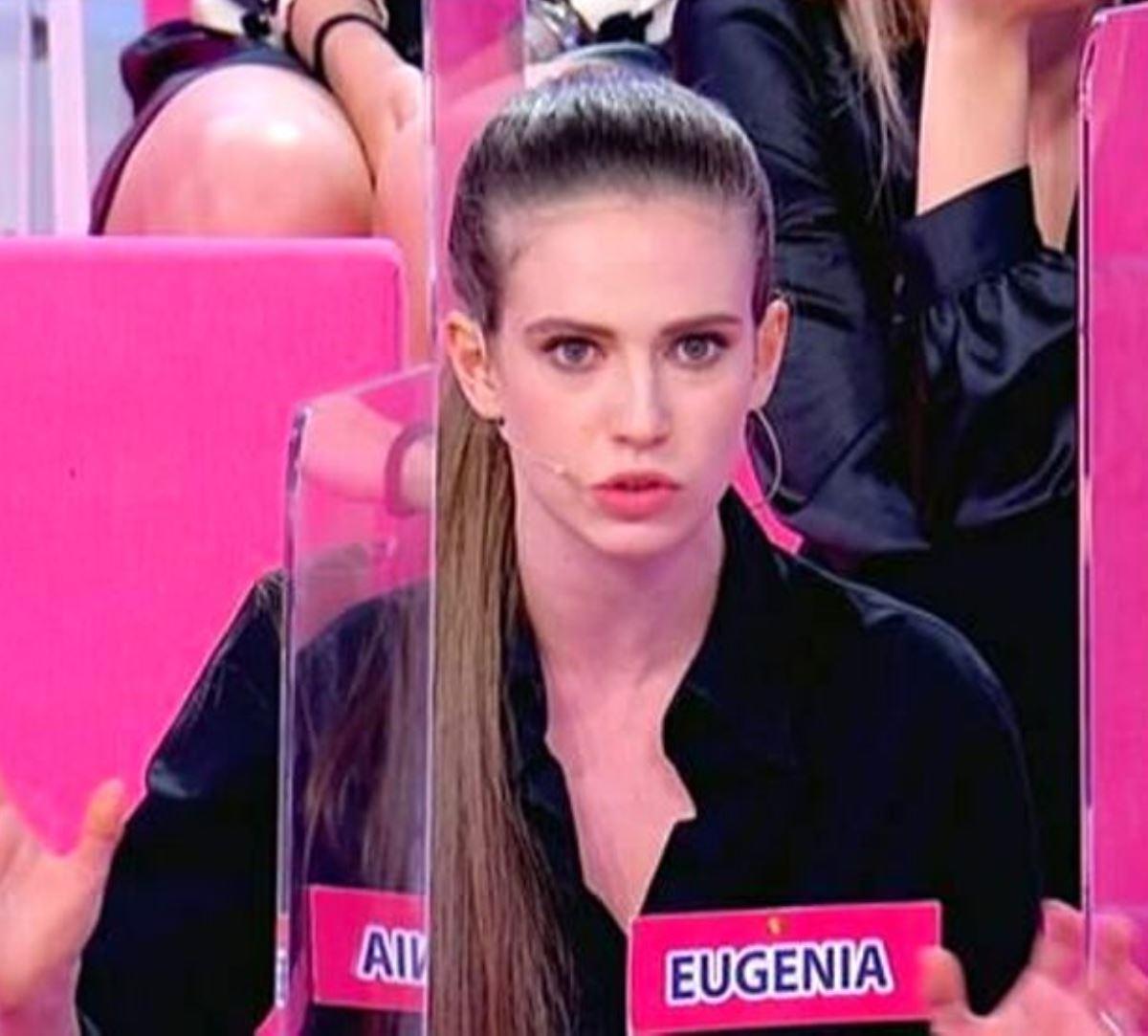 eugenia rigotti uomini e donne ccuse anoressia
