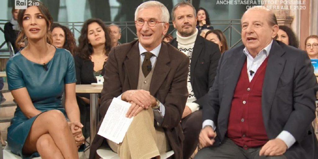 Giancarlo Magalli I Fatti vostri addio Samanta Togni