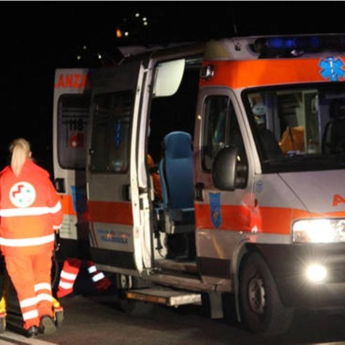 giulia crispino morta 25 anni incidente