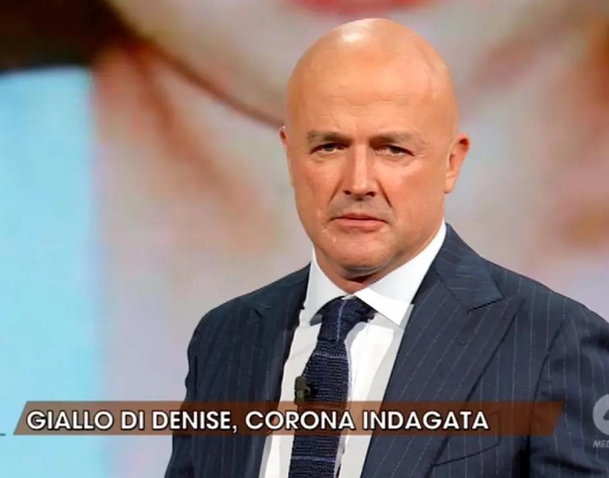 Lite Gianluigi Nuzzi Maria Angioni