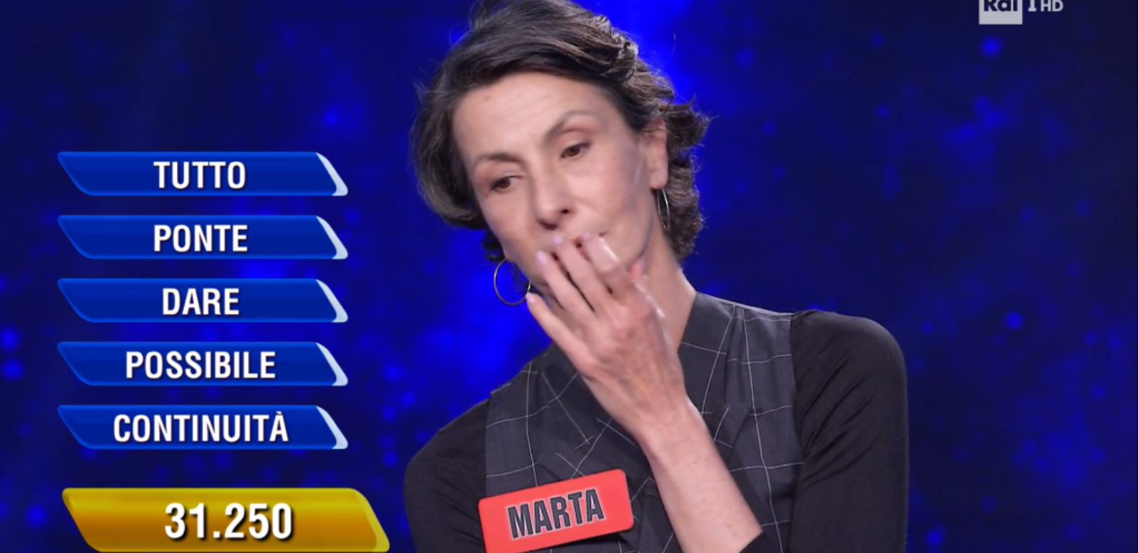 campionessa Marta l'eredità