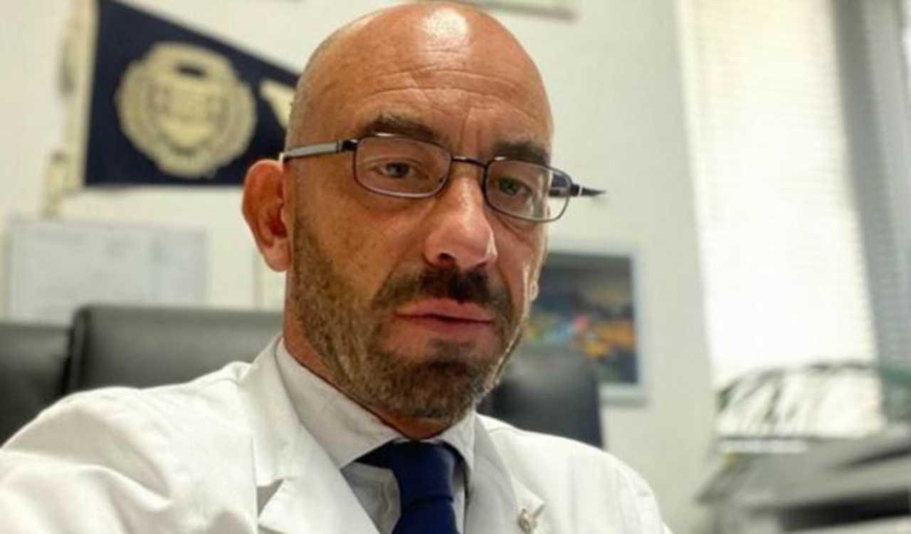 Matteo Bassetti settembre 2021