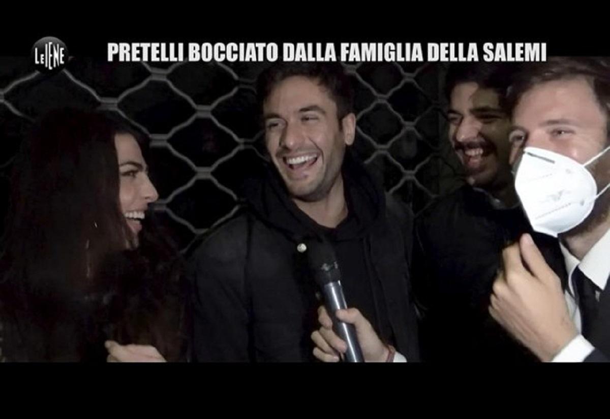 """""""Mi sono lasciata con lui"""". L'annuncio di Giulia Salemi, Pierpaolo su tutte le furie. Ma poi si scopre cosa è successo"""