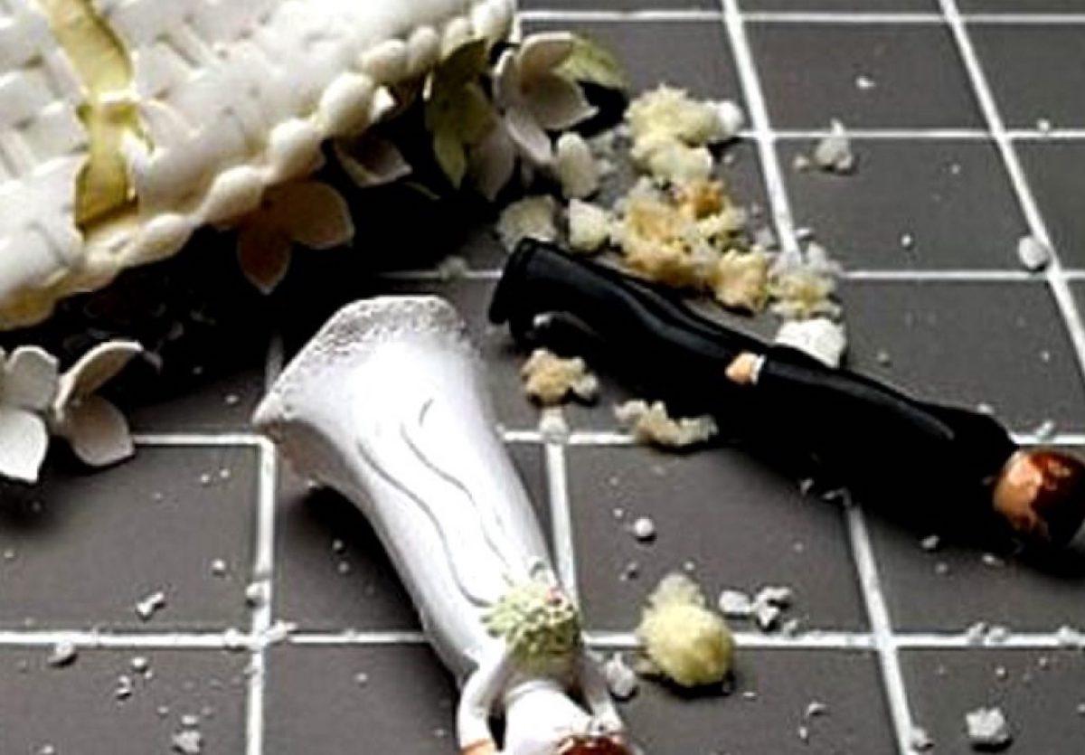 rissa matrimonio specchia