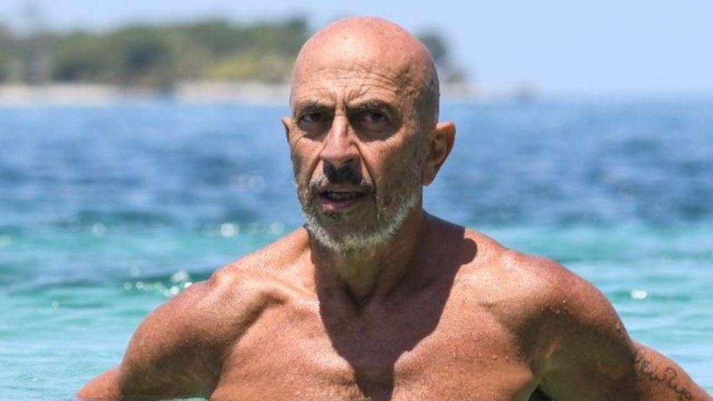 Roberto Ciufoli litiga beatrice marchetti