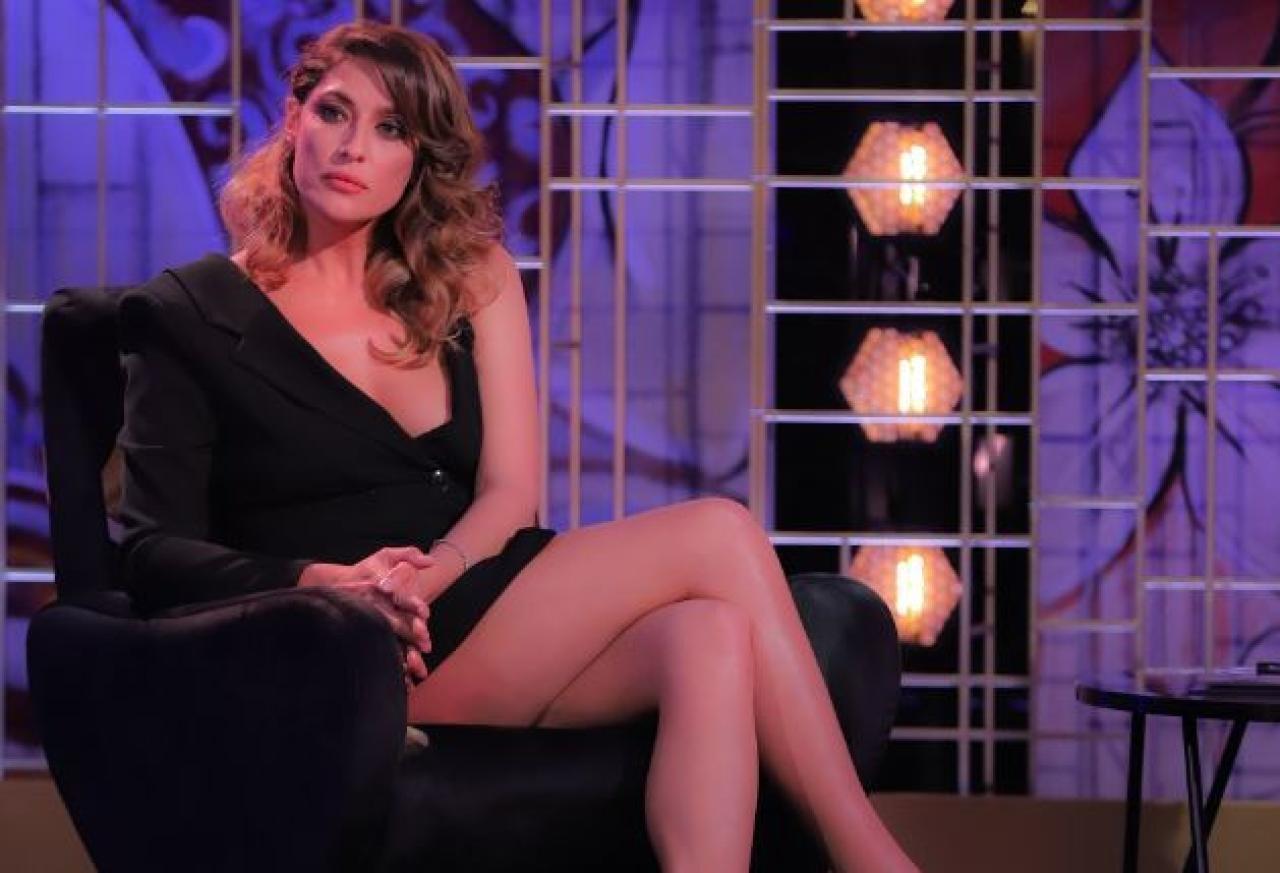 Elisa Isoardi venus club