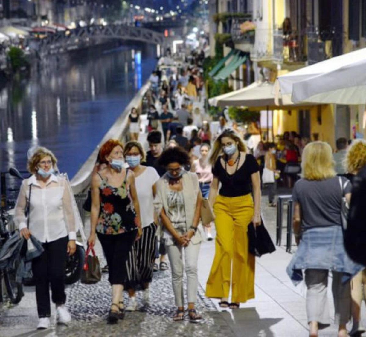 Covid Italia zona bianca rafforzata regole
