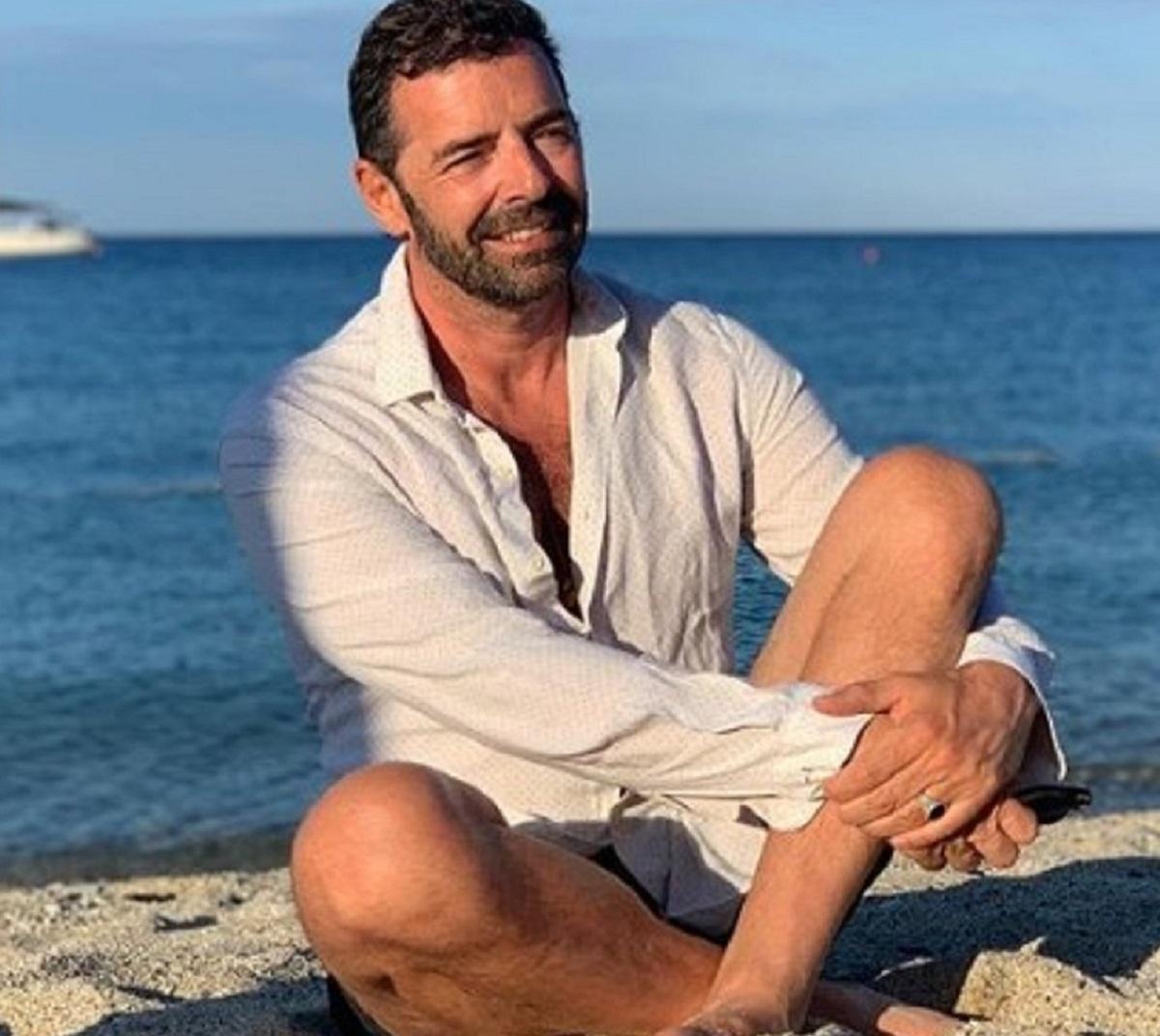Alberto Matano rivelazione amore