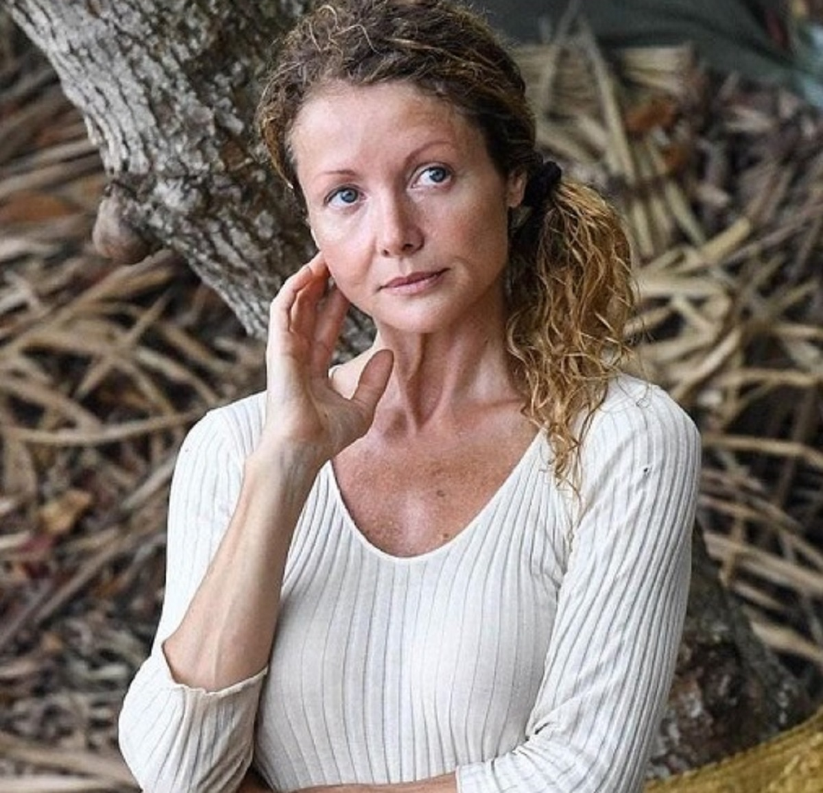 Angela Melillo Isola dei Famosi Awed vincitore motivo