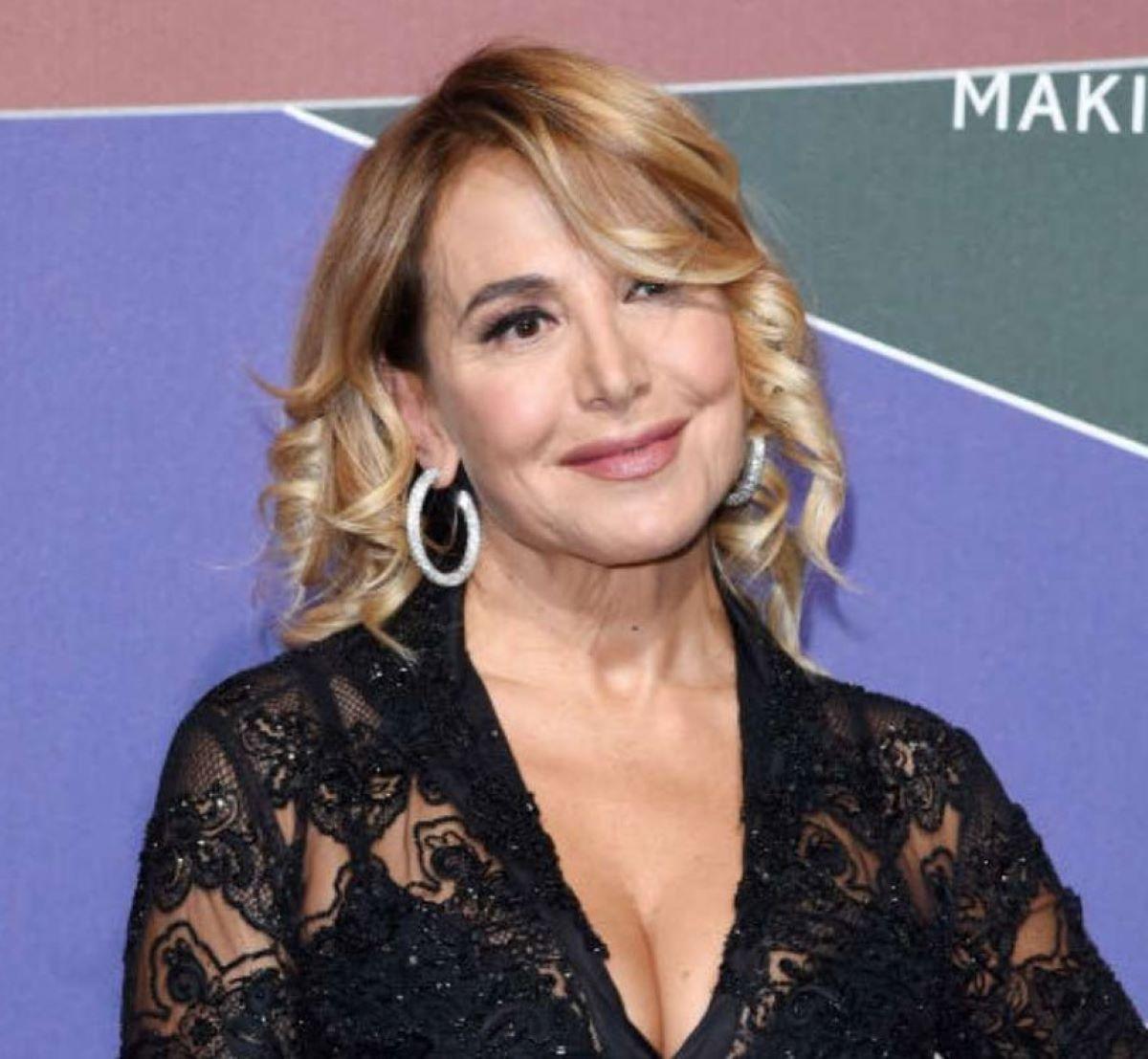 Barbara D'Urso Lavoro Studi Mediaset Pomeriggio Cinque